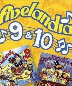 FIVELANDIA 9 & 10 (2CD)