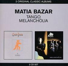 MATIA BAZAR - TANGO MELANCHOLIA (2CD)