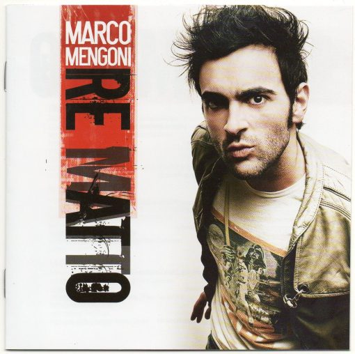 MARCO MENGONI - RE MATTO