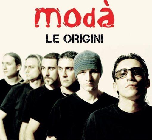 MODA - LE ORIGINE ( CD & DVD )