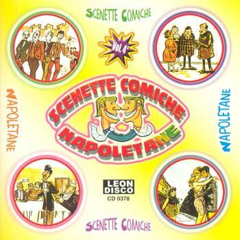 SCENETTE COMICHE NAPOLETANE - VOLUME 4