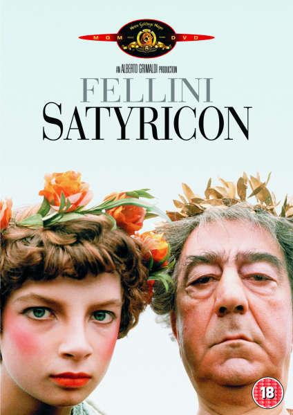 SATYRICON - FELLINI