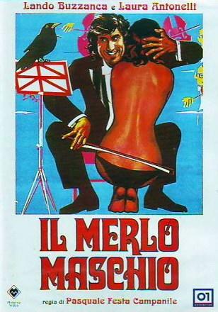 IL MERLO MASCHIO