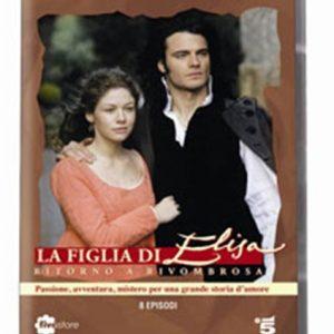 LA FIGLIA DI ELISA - RITORNO A RIVOMBROSA (4DVD)