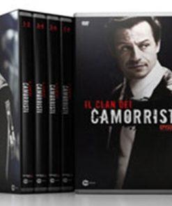IL CLAN DEI CAMORRISTI (4 DVD)