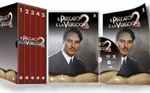 IL PECCATO E LA VERGOGNA: STAGIONE 2 ( 5 DVD )