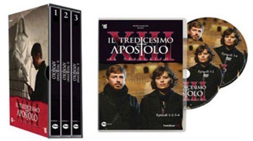 IL TREDICESIMO APOSTOLO - STAGIONE 1 (6DVD)