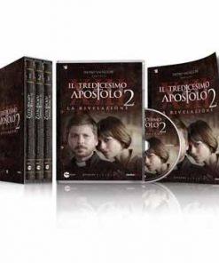 IL TREDICESIMO APOSTOLO: STAGIONE 2 (3DVD)