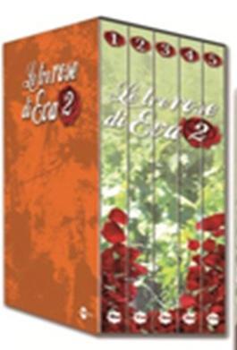 LE TRE ROSE DI EVA: STAGIONE 2 (5DVD)