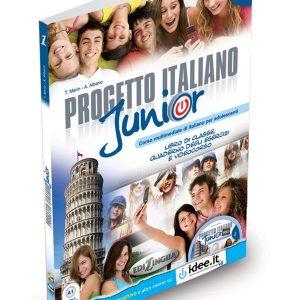 PROGETTO ITALIANO JUNIOR 1 - CLASSE DEGLI ESERCIZI  CON CD + CD ROM