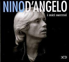 NINO D'ANGELO - I MIEI SUCCESSI 3 CD COLLECTION