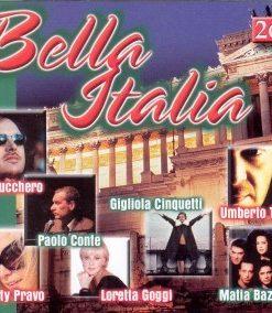 BELLA ITALIA - VOLUME 1 2CD COLLECTION