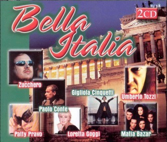 BELLA ITALIA - VOLUME 1 2CD COLLECTION