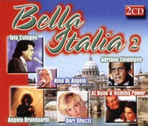 BELLA ITALIA VOLUME 2  - 2CD COLLECTION