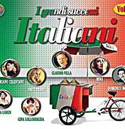 I GRANDI SUCCESSI ITALIAN  - 3CD COLLECTION