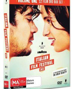 ITALIAN FILM FESTIVAL 2013: VOLUME 1 7DVD COLLECTION