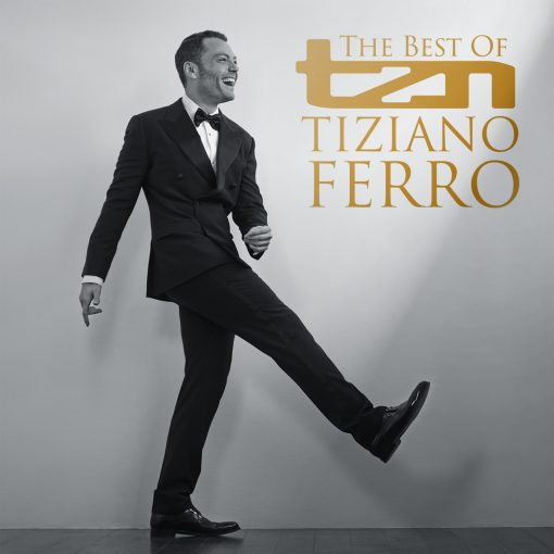 TIZIANO FERRO - THE BEST OF (2CD)