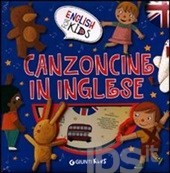 CANZONCINE IN INGLESE + CD