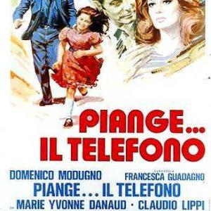 PIANGE IL TELEFONO