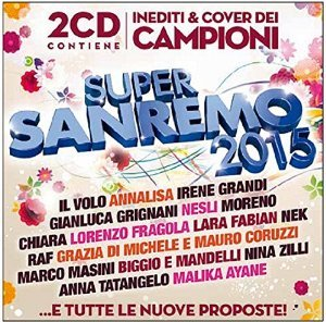SANREMO 2015 - 2CD COLLECTION