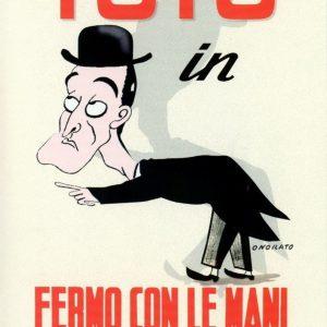 FERMO CON LE MANI