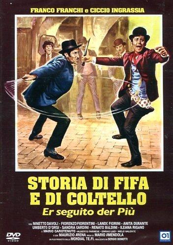 FRANCO E CICCIO - STORIA DI FIFA E DI COLTELLO