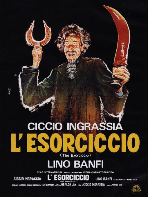 FRANCO E CICCIO - L'ESORCICCIO