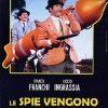 FRANCO E CICCIO - LE SPIE VENGONO DAL SEMIFREDDO