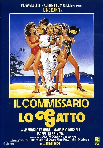 LINO BANFI - IL COMMISSARIO LO GATTO