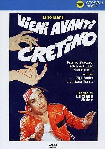LINO BANFI - VIENI AVANTI CRETINO
