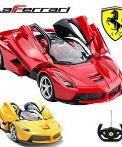 FERRARI REMOTE CONTROL CAR - 1/24