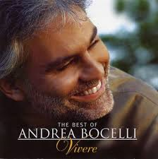 ANDREA BOCELLI - THE BEST OF - VIVERE