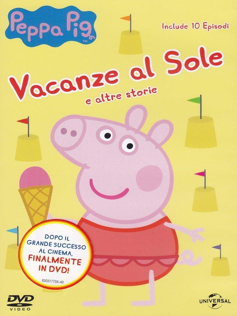 PEPPA PIG – VACANZE AL SOLE E ALTRE STORIE
