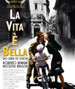 LIFE IS BEAUTIFUL ( LA VITA E' BELLA)
