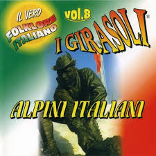 I GIRASOLI VOLUME 8 - ALPINI ITALIANA