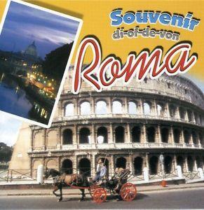 SOUVENIR DI-OF-DE-VON ROMA