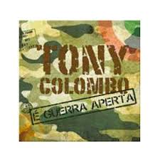 TONY COLOMBO - É GUERRA APERTA