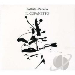 BATTISTI - PANELLA - IL COFANETTO 3 CD SET