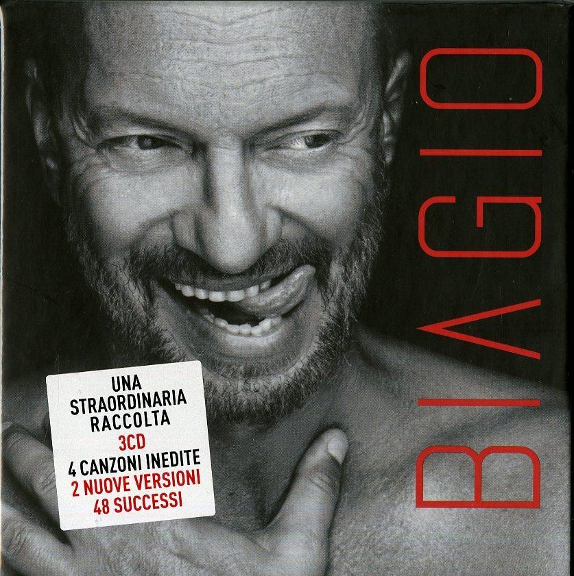 BIAGIO BEST (4 INEDITI+2 NUOVE VERSIONI) (3CD)