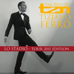 TIZIANO FERRO - LO STADIO TOUR 2015 EDT.THE BEST OF (4CD+DVD)
