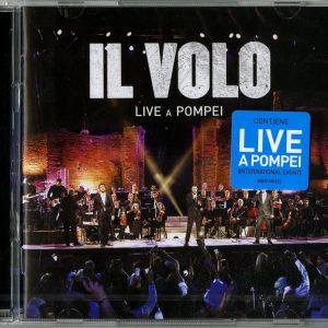IL VOLO - LIVE A POMPEI ( CD & FULL DVD CONCERT )