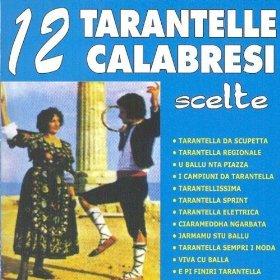 12 TARANTELLE CALABRESI SCELTE