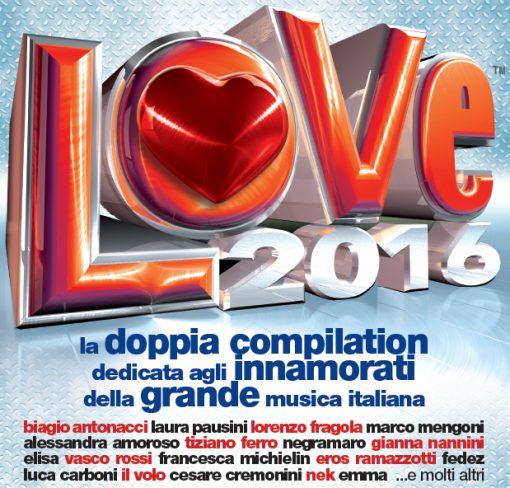 LOVE 2016: 2CD COMPILATION