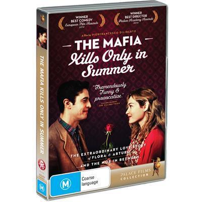 THE MAFIA KILLS ONLY IN SUMMER (LA MAFIA  UCCIDE SOLO D'ESTATE)