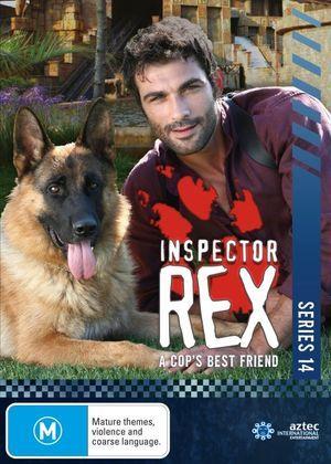 INSPECTOR REX- A COP'S BEST FRIEND SERIES 14 DVD SET X 3
