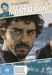 YOUNG MONTALBANO VOLUME 2  DVD X 3 ( IL GIOVANE MONTALBANO)