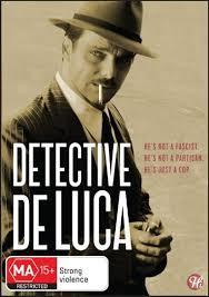 DETECTIVE DE LUCA DVD X 2 SET