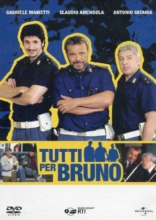TUTTI PER BRUNO SERIES 1 DVD SET X 3