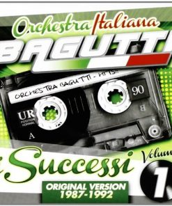 ORCHESTRA BAGUTTI - I SUCCESSI VOLUME 1
