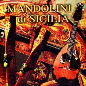MANDOLINI DI SICILIA - COMPLESSO A PLETTRO DI TAORMINA